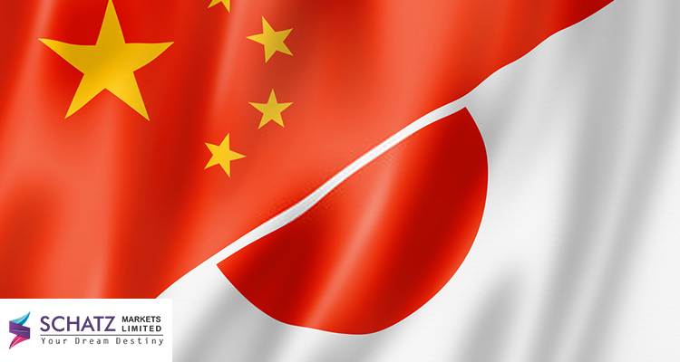 You are currently viewing China–Japan financial trades abrogate political pressures ? why?