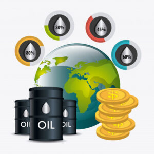 Read more about the article Crude oil and Gold