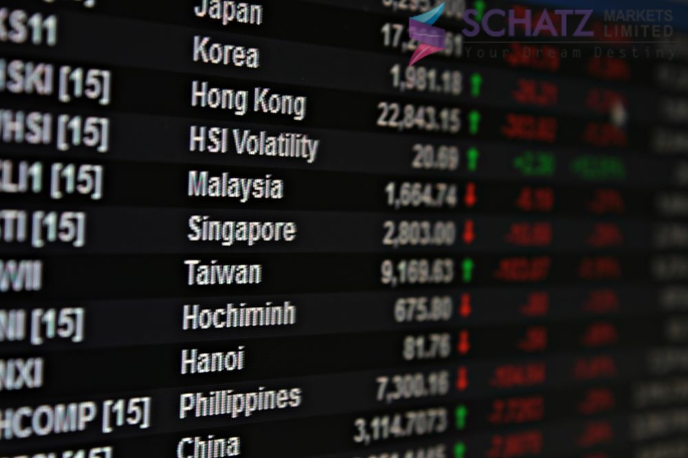 You are currently viewing Asian shares accelerate to six-week towering on decreasing US-China trade stress