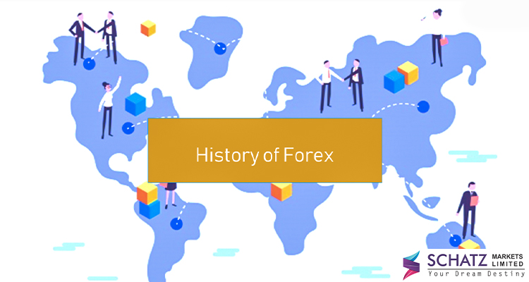 Read more about the article HISTORY OF FOREX TRADING