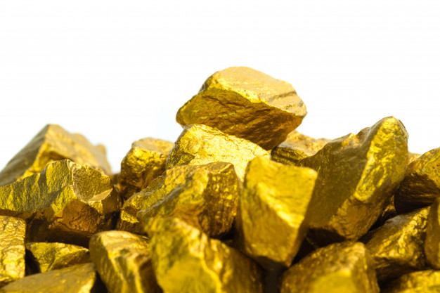 Read more about the article Gold plunges to more than 1-month lows, around $1460