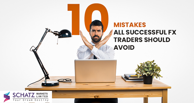 You are currently viewing Ten errors all effective FX brokers ought to maintain a strategic distance