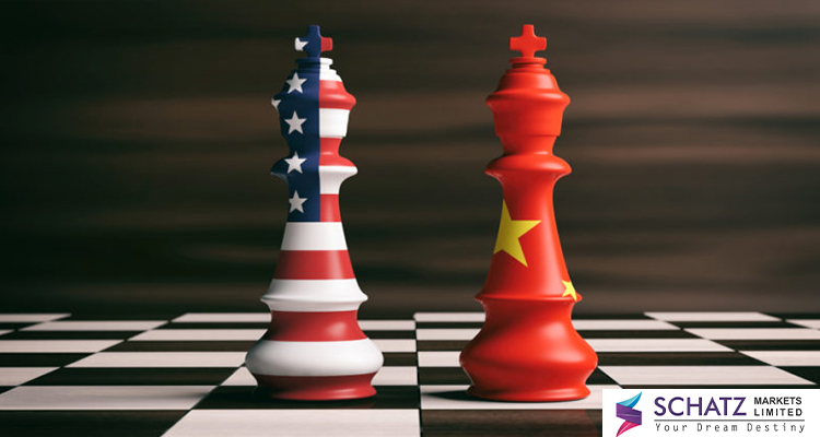 You are currently viewing US-CHINA TENSION GROWING